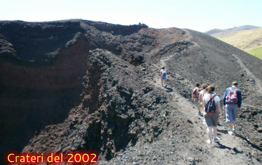 Piano Provenzana e crateri2002
