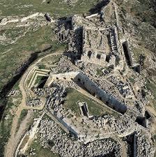 Castello Eurialo e Siracusa