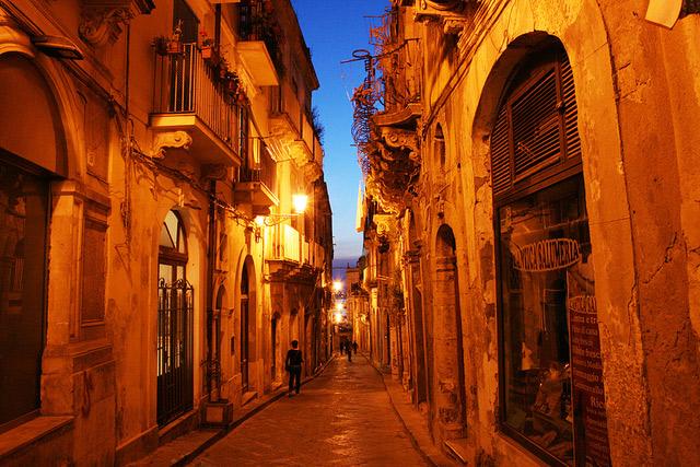 Vie di Ortigia