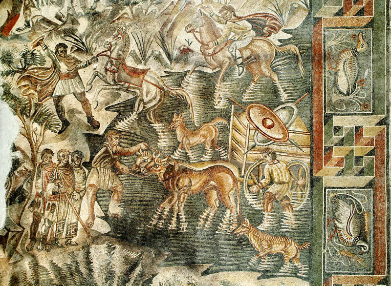 Villa romana del Tellaro e Noto – Domenica 24 Gennaio