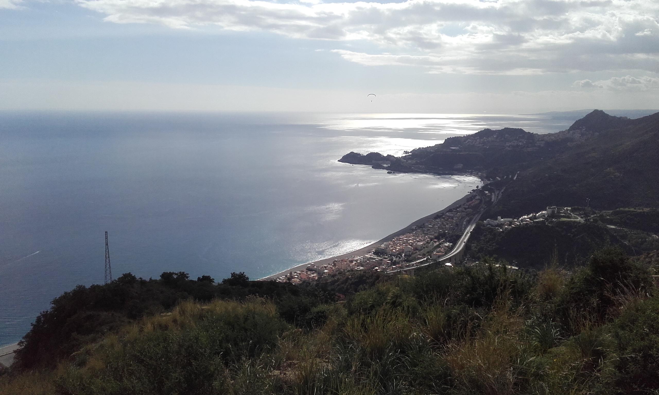 Giornata a Gallodoro: una passeggiata panoramica Domenica 20 Novembre