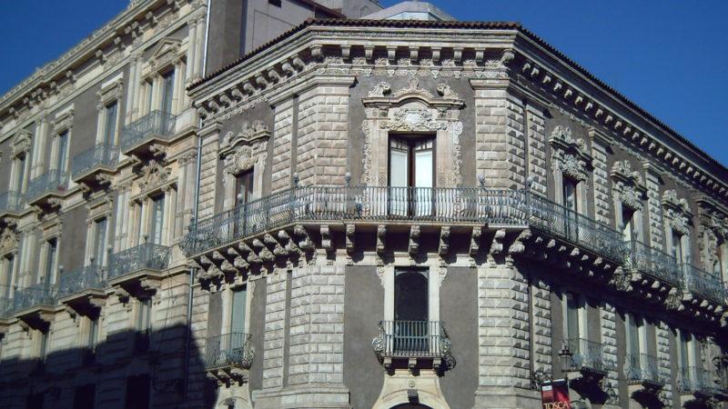Una passeggiata a Catania: Palazzo San Demetrio