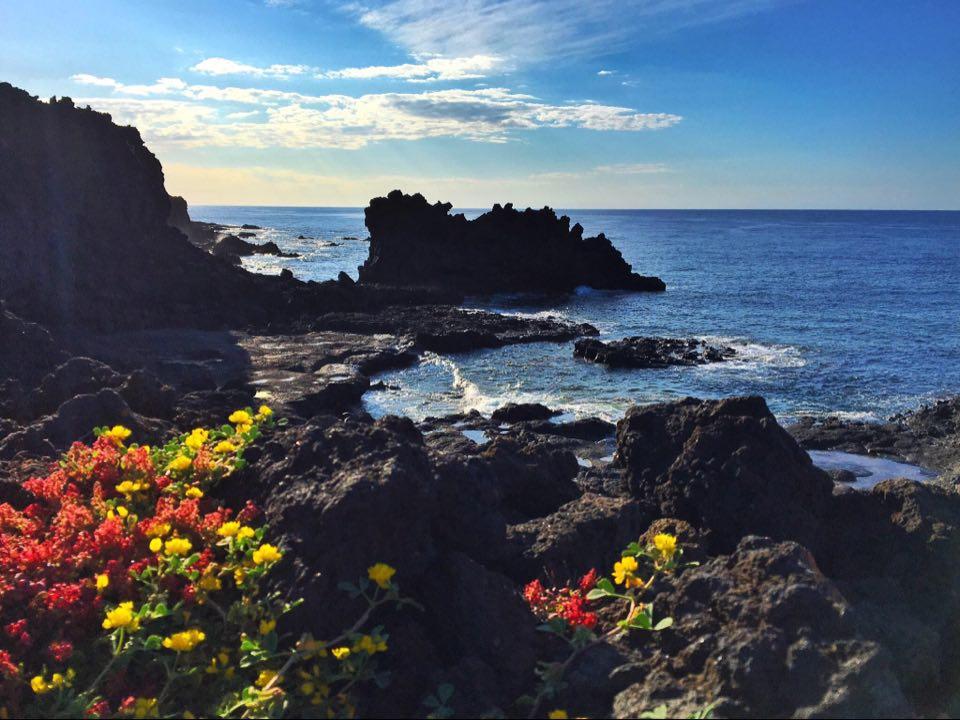 Linosa, lì dove il mare è più aperto